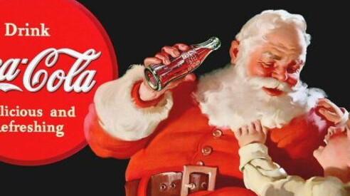 Coca Cola Babbo Natale.Babbo Natale E La Coca Il Foglio