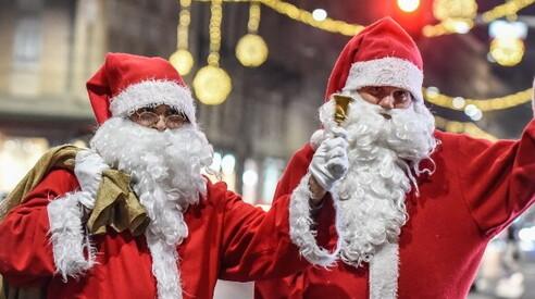 La Foto Di Babbo Natale.L Economia Di Babbo Natale Il Foglio