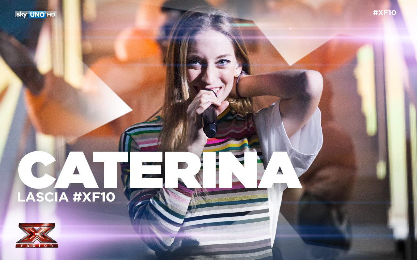 Caterina Cropelli eliminata da X Factor