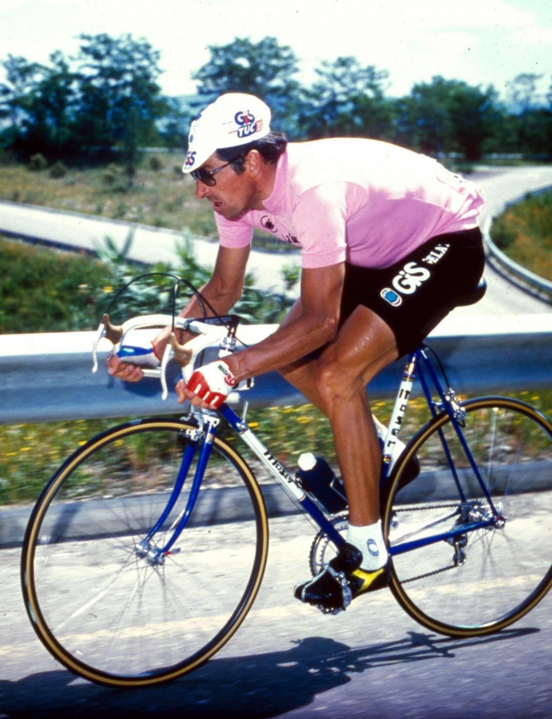 Francesco Moser e la cronometro perfetta di Verona nel Giro 1984 ...