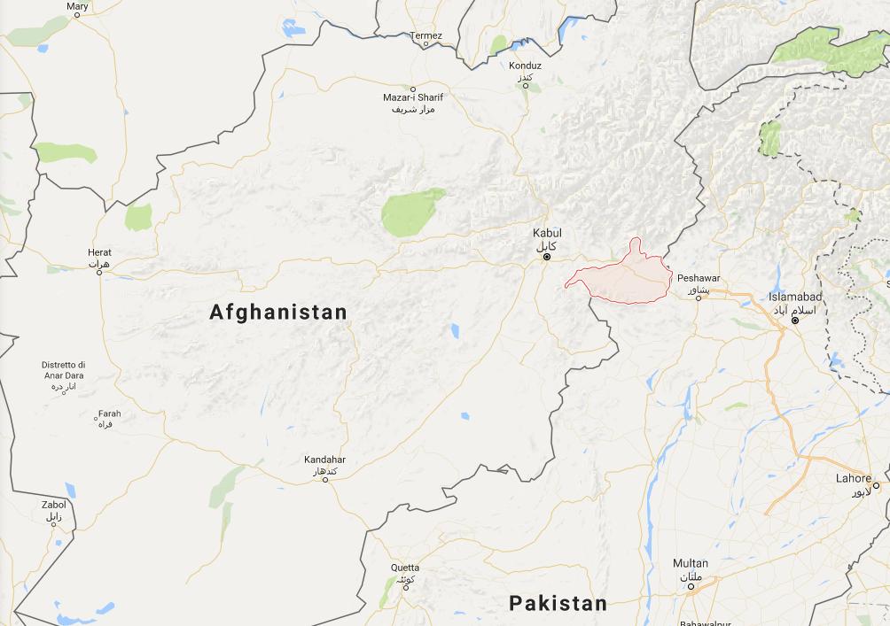 Afghanistan, ucciso dall'esercito nazionale il capo dell'Isil, Abdul Hasib