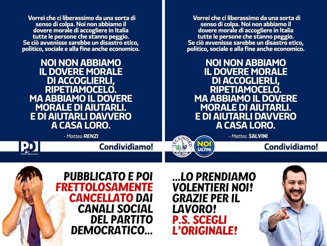 Immigrati, Renzi ci ricasca. L'intervista imbarazzante in tv: