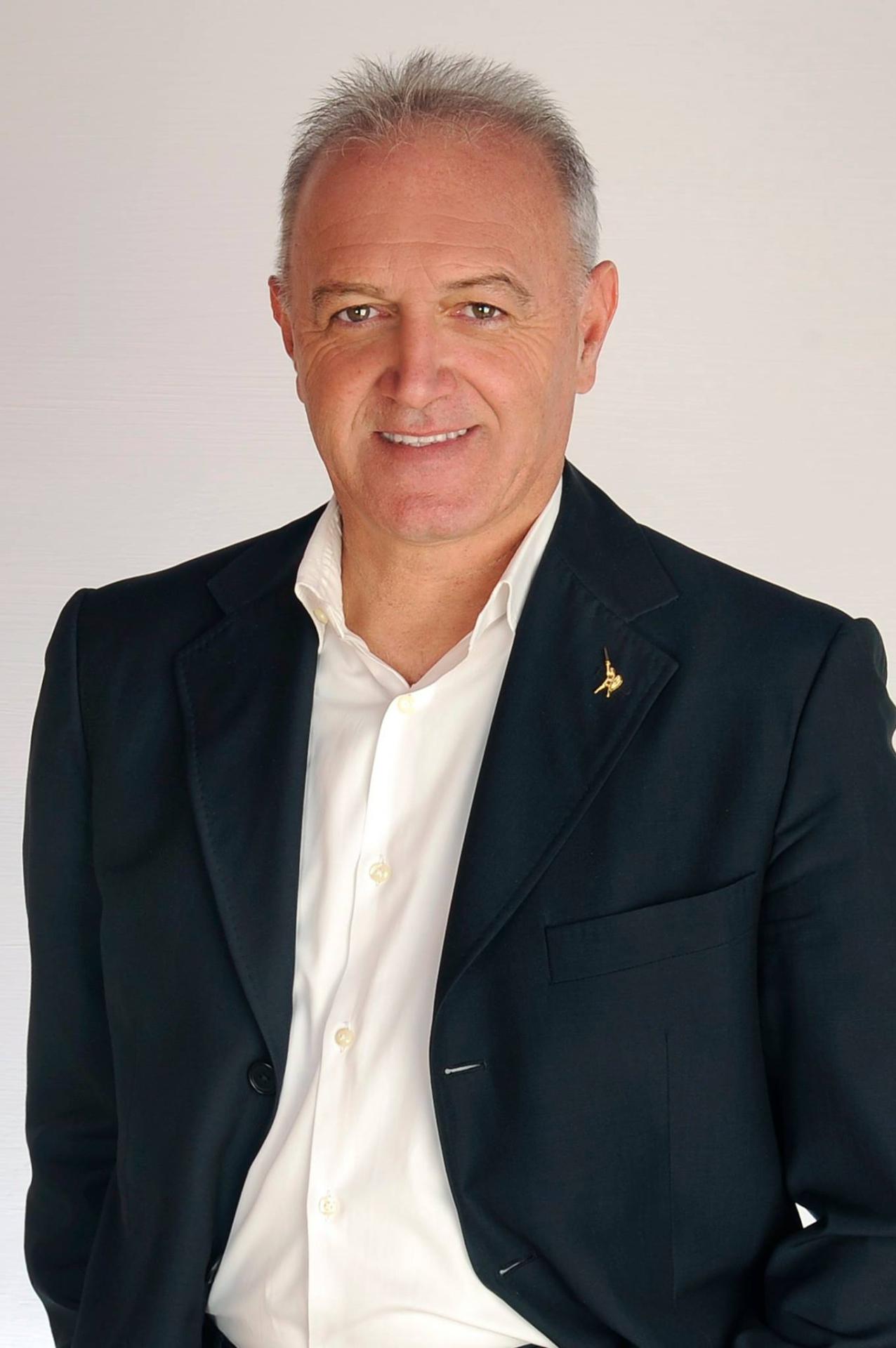 Giuseppe Bellachioma (foto Imagoeconomica)