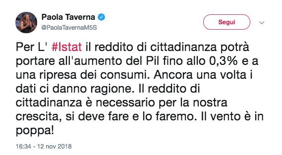 Tav, Toninelli: