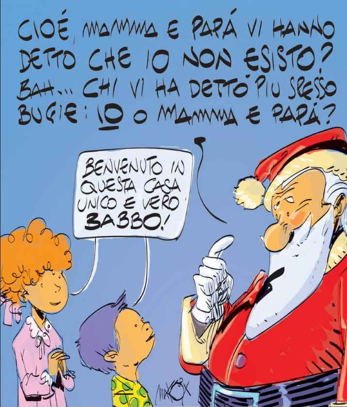 Come Dire Che Babbo Natale Non Esiste.Per Non Diventare Lo Zimbello Della Classe Bisogna Essere Scrooge